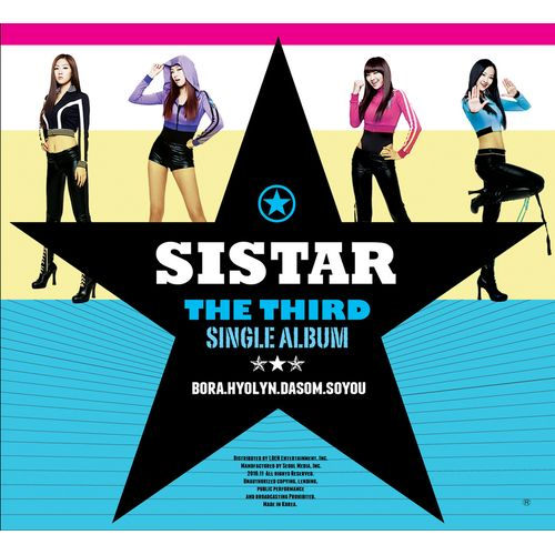 sistar-how-dare-you-3rd-single-album-kpop-mp3-cover